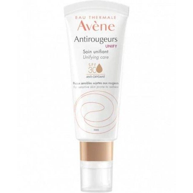 AVENE ANTIROUGEURS UNIFY TONIRANA KREMA SPF 30 40ML